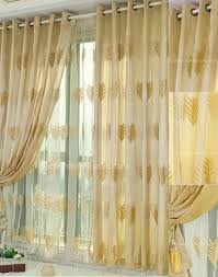 gold embroidered sheer curtains business for curtains decoration pertaining to white gold curtains