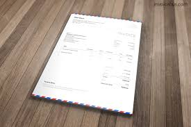 Template For Invoice Free Download Adorable Envelope Invoice Template Postal