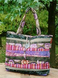 The Big Tote Bag Pattern by Quilted Compositions & The Big Tote Bag Pattern Adamdwight.com
