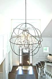 2 story foyer chandelier 2 story foyer chandelier s installation large for entryway light 2 story