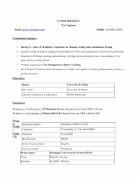 Free Simple Resume Template Simple Resume Template Download RESUME 66