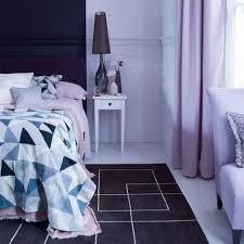 Modern Purple Bedroom Purple Bedroom Ideas Ideal Home