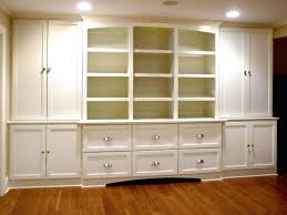 amazing shelves awesome custom wall storage units built in full inside unit prepare 7 mounted with doors