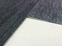 vinyl plank flooring transition to carpet simple dt final