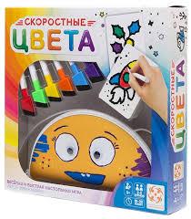 <b>Настольная игра Стиль Жизни</b> Скоростные цвета — купить по ...