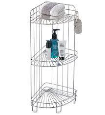 stainless steel corner shower caddy. Modren Corner Corner Shower Caddy  Stainless Steel Image On