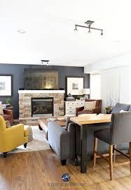 Here's the best basement floor paint: The 7 Best Light Paint Colours For A Dark Room Basement Kylie M Interiors