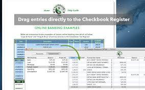 Check Register App Checkbook Tao
