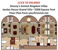 Orlando 3 Bedroom Suites Large Family Deluxe Options At Walt Disney World Yourfirstvisitnet