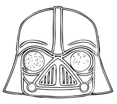 Angry Birds Star Wars Coloring Page Bestappsforkids With Angry
