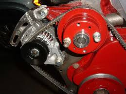 alternator installation mini denso now that george has done this i would like to say that i have always lusted after one of these small alternators but could never bring myself to pay