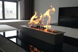ethanol fireplace dis burner diy