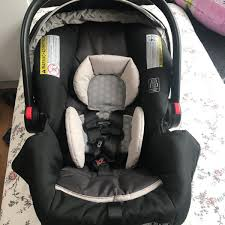 graco snugride 35 infant car seat with base and instruction manual rh gumtree sg graco snugride 30 35 infant car seat base instructions graco snugride 35