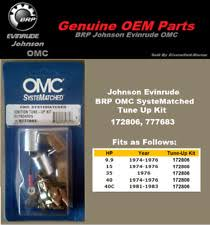 Brp Johnson Evinrude 9 9 15 Hp Tune Up Kit 172806 Plus 2