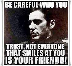 Godfather Quotes Awesome Famous Godfather Quotes About Trust Golfian