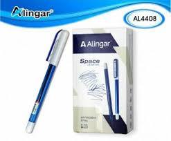 """Ручка <b>шариковая</b> синяя Alingar """"Space"""", игольчатый наконечник ..."""