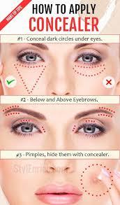 concealer tips