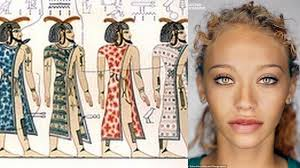 Ancient Egyptian Hair Style were the ancient egyptians light skin mulattoes or dark skin 3555 by wearticles.com