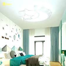 lighting for baby room. Baby Room Light Lighting Creative Bedroom Star Half Moon Led Ceiling For M