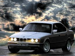 Still the pinnacle of German engineering: the mid-90s e34 BMW. No ...