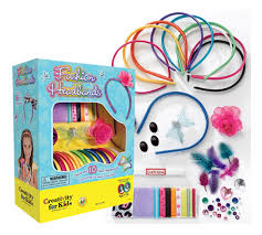 Creativity for Kids Fashion Headbands Best Gifts \u0026 Toys 5 Year Old Girls 2016 | Top Christmas