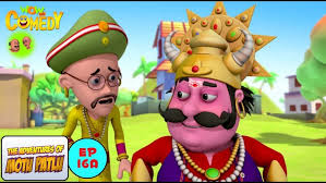 motu patlu aur yamraj motu patlu in hindi 3d animation cartoon as on nickelodeon