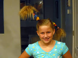 Easy Crazy Hair Day Ideas For Short Ameroonie Designs October