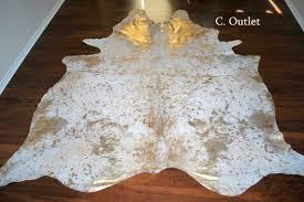 unique cowhide rugs