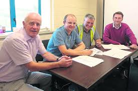 Contracts signed for construction of dressing rooms at ...