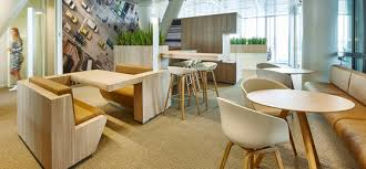 Office Furniture Interior Design Delectable HERE Global HQ Office By MR Interior Architecture Office Facilities