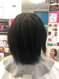 夏 髪が多くて暑い 学生のみんなに知ってもらいたいフレンチカット