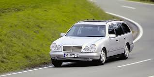 2001 mercedes benz e320 4matic station wagon. Tested 1998 Mercedes Benz E320 Wagon