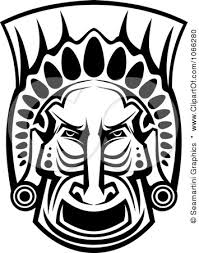 Small Picture African Tribal Masks Coloring SheetsTribalPrintable Coloring