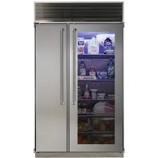 42 inch built in refrigerator. Simple Refrigerator Marvel Professional 42inch BuiltIn Side By Refrigerator  Stainless  Steel On 42 Inch Built In