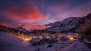 Download snow village 3d screensaver. Snow Village Wallpapers Top Free Snow Village Backgrounds Wallpaperaccess