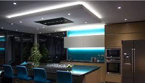 kitchen mood lighting. Mood Lighting Using 10m LED Strip Lights Kitchen