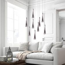 Pendant Ceiling Lamp Living Room Unique Style Hanging Lights 9