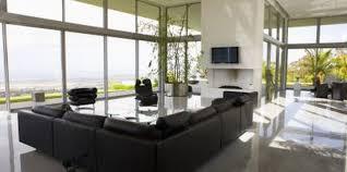 masculine furniture. dark leather furniture often apears more masculine