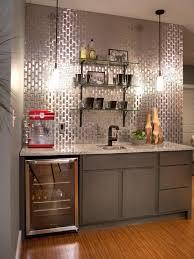 Home Bar Ideas  Design Options Bonus Rooms Cool Walls And Bar - Simple basement wet bar
