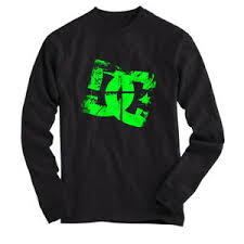 Dc Shoes T Shirt Size Chart Details About Dc Shoes Logo 2 T Shirt Long Sleeves Black All Size