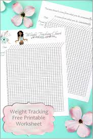 Best 48 Playful Free Printable Weight Loss Chart Weight