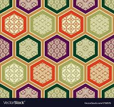 Japanese Pattern New Seamless Traditional Japanese Pattern Royalty Free Vector