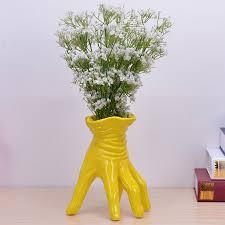 popularne modern flower vase kupuj tanie modern flower vase