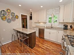 entranching small kitchen design with breakfast bar on astonishing ideas for kitchens perfect in