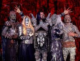 The saints are crippled on this sinners' night lost are the lambs with no guiding light the walls come down like thunder the rocks about to roll it's the arockalypse now bare your soul all we need is lightning with power and might Lordi Eurovision Song Contest Wiki Fandom