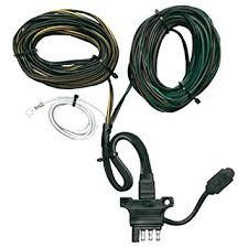 amazon com hopkins 48240 endurance 20' 4 flat trailer y harness Grote Wire Harness hopkins 48240 endurance 20' 4 flat trailer y harness connector grote wiring harness