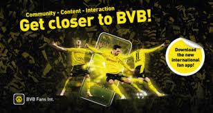Maybe you would like to learn more about one of these? Borussia Dortmund Introduces Its First International Fan App Bvb De