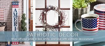 4th of july decorations patriotic decor kirklands