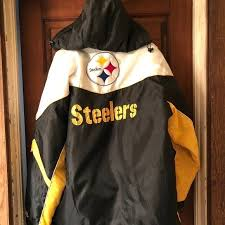 steelers winter coat winter coat with vest steelers winter coat