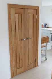 Glazed Kitchen Cupboard Doors Solid Oak Mexicano Doors Converted Into Kitchen Cupboard Doors